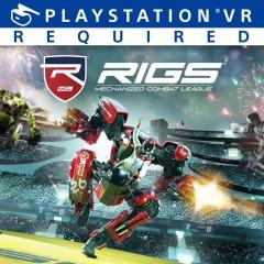 RIGS: Mechanized Combat League (PS4-VR) für 6,99€ (PSN Store)