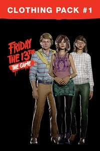 Friday the 13th: The Game Counselor Clothing Pack DLC (Xbox One) kostenlos (Xbox Store UK)