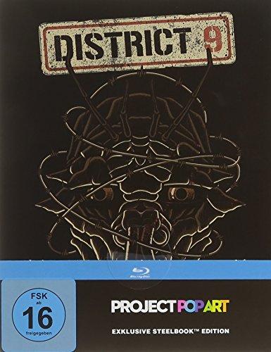 District 9 Limited Edition Gallery Steelbook (Blu-ray) für 5,99€ (Amazon Prime & Media Markt & Saturn)