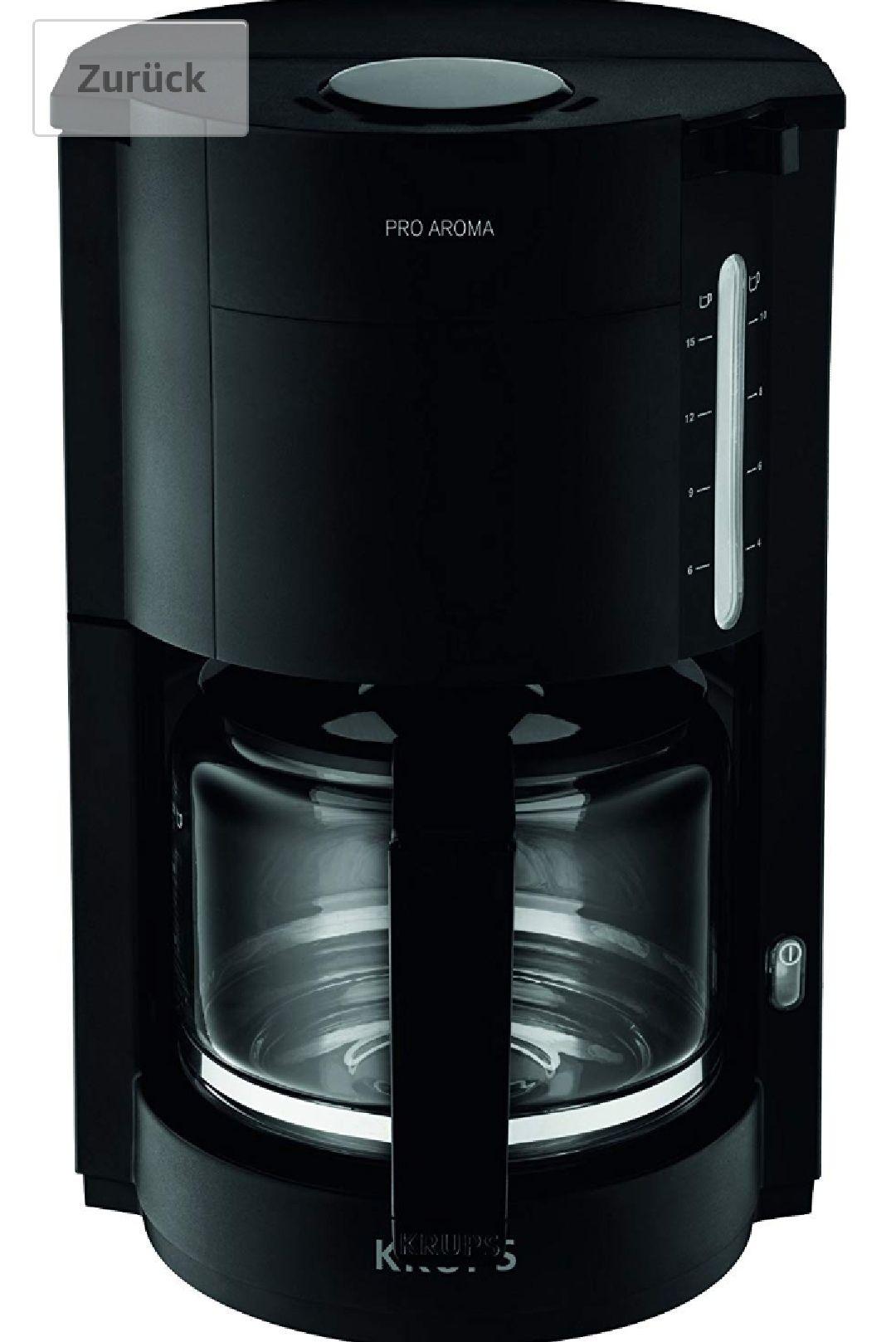 KRUPS ProAroma F30908 Kaffeemaschine Filterkaffee