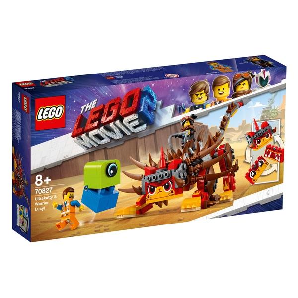 [Smyths] The LEGO Movie 2 - 70827 Ultrakatty & Krieger-Lucy! (Marktabholung)