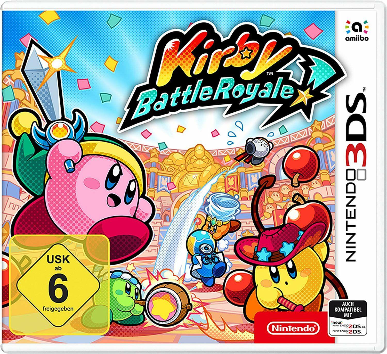 Kirby Battle Royale (3DS) für 11.07€ (Amazon-Prime)