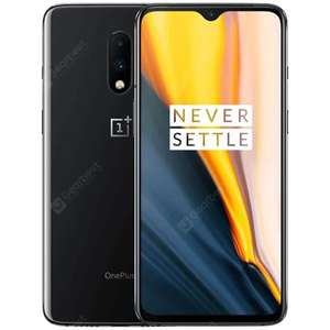 [GearBest] OnePlus 7 Grey | 256GB | 8GB RAM | Snapdragon 855 | Android 9 | B20 | 3700mAh | Int. Version | incl. Priority Line