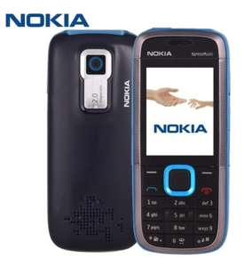 Nokia 5130 XpressMusic 5,08 cm (2 Zoll) Rot 1020 mAh