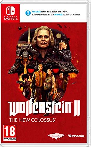 Wolfenstein II: The New Colossus (Switch) für 36,47€ (Amazon ES)