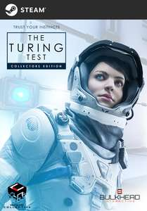 The Turing Test - Collector's Edition (Steam) für 4,21€ (Square UK Enix Store)