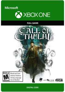 Call of Cthulhu (Xbox One) für 13,74€ (Xbox Store)