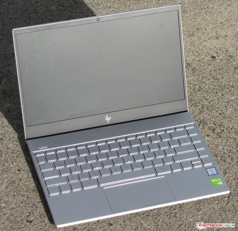 [Cyberport.de] HP Envy 13 Ultrabook 13-ah1001ng i5 8250U UHD620 8GB 256GB SSD 1,3kg
