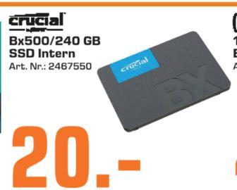 [Lokal: Saturn Dortmund&Umgebung] Crucial BX500 240GB SSD | Garmin vívoactive 3 @139€ | JBL PartyBox 200 @269€ | Garmin Fenix 5 @299€ | u.a.