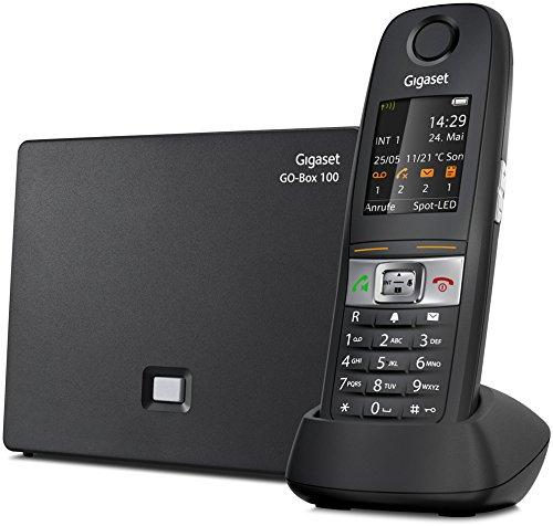 Gigaset E630A GO Schnurloses Analog und IP DECT-Telefon mit Anrufbeantworter (Fritzbox kompatibel) für 57,71€ (Amazon)