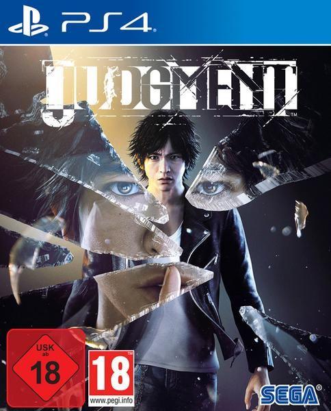 Judgment PS4 - Das Yakuza Spin-off! [bol.de Vorbestellung]