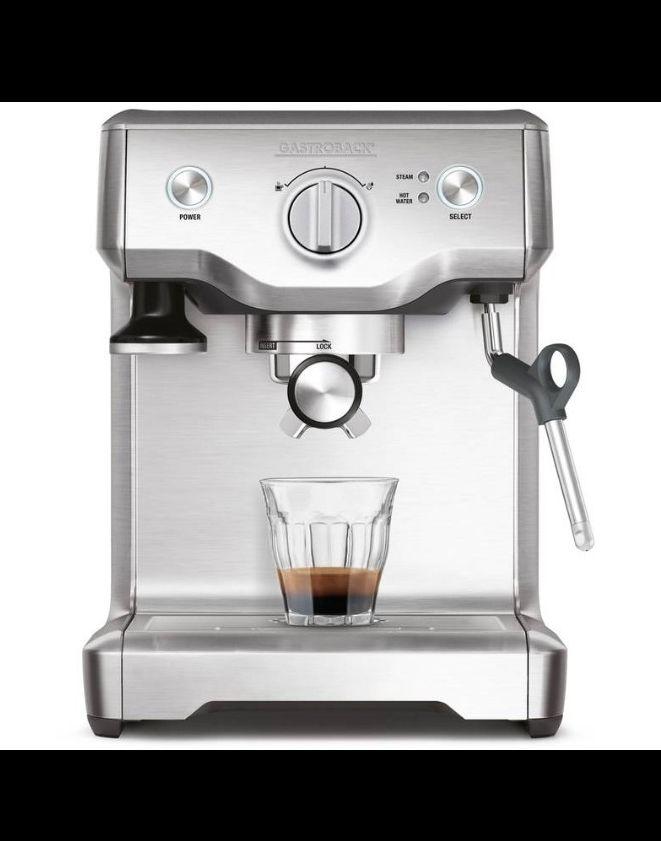 Wieder da! Gastroback Design Advance S Siebträger Espresso Maschine für 182.98 inkl. Versand bei Groupon durch Code triple12 oder mone15