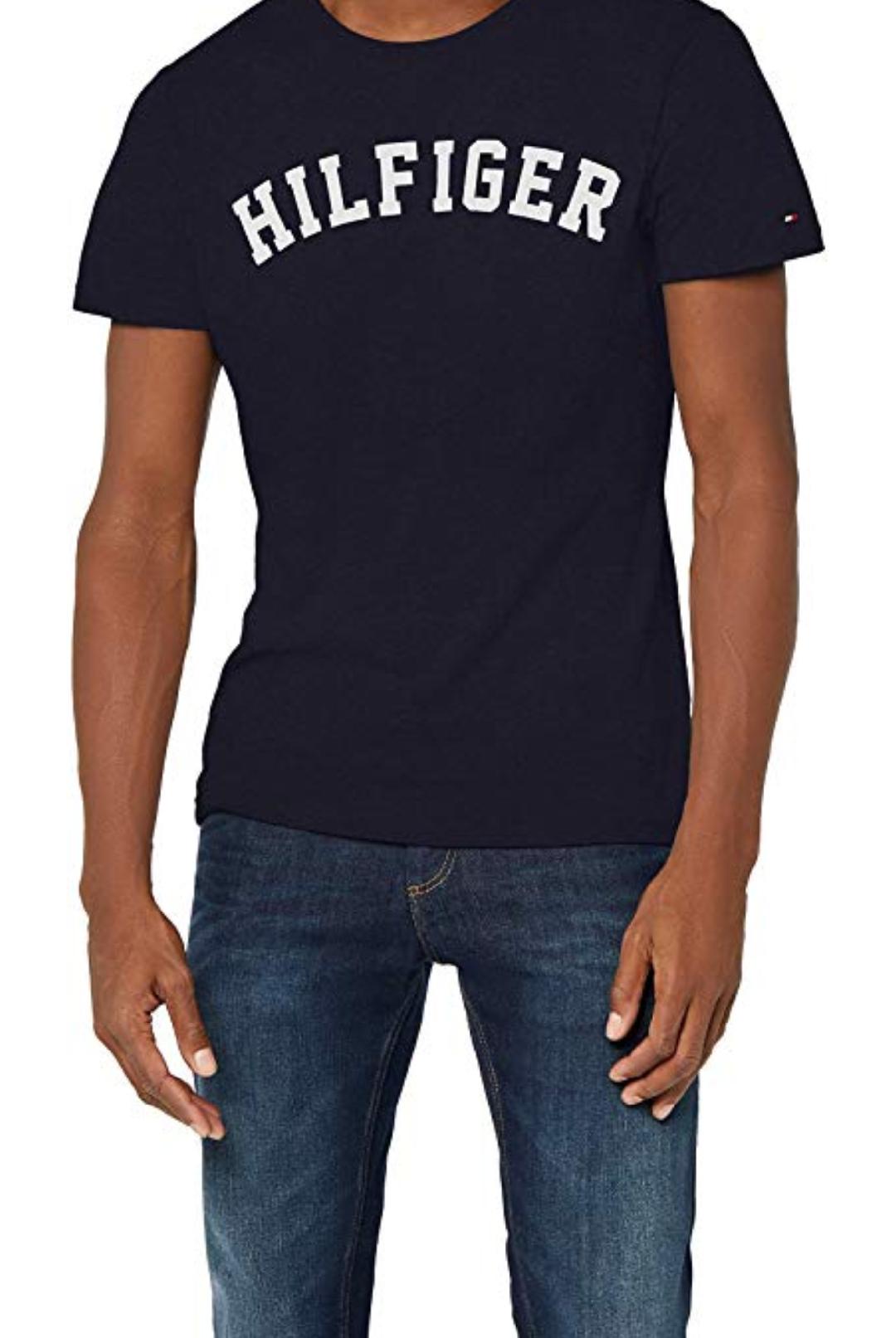 [Prime] Tommy Hilfiger Herren T-Shirt blau / grau (S-XXL)