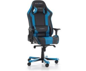 DXRacer King Gaming Chair (Schwarz/blau) - Auch andere Farben!