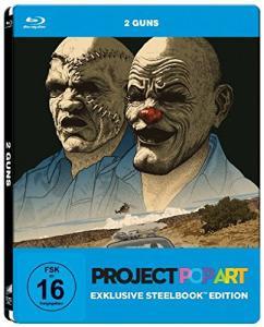 2 Guns Limited Edition Gallery Steelbook (Blu-ray) für 5,99€ (JPC)