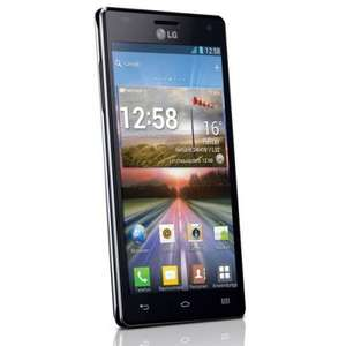 LG Optimus P880 4x True HD Schwarz