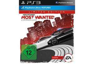 Need for Speed: Most Wanted Limited Edtion: PS3 für Otto Neukunden nur 34,99€