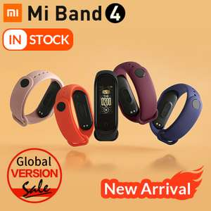 Xiaomi Mi Band 4 (Global Version) @Aliexpress