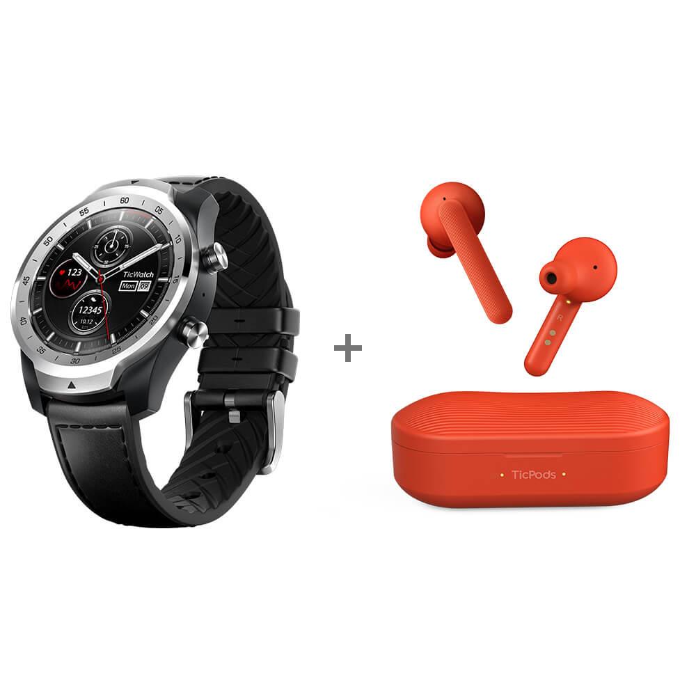 TicBuddy Package (Uhr + Kopfhörer) für 299,98€