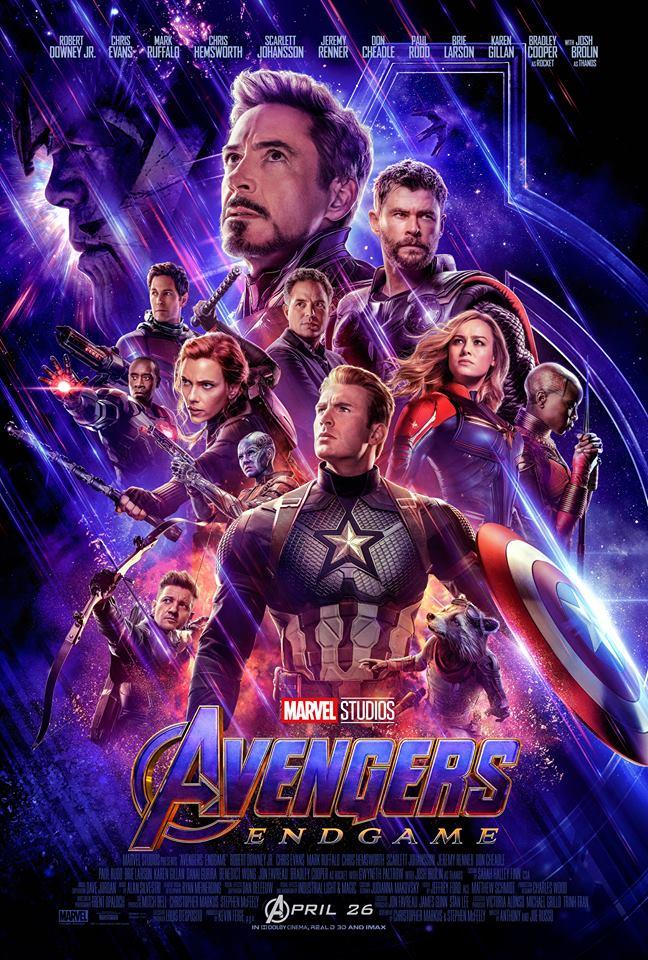 [ München / Kino ] Kostenloses Ticket für Avengers 4: Endgame in 3D am 29.06. 20 Uhr (zuvor freier Eintritt zu den M-Net Summer Games)