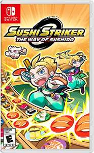 Sushi Striker: The Way of Sushido (Switch) für 13,43€ (Amazon UK)