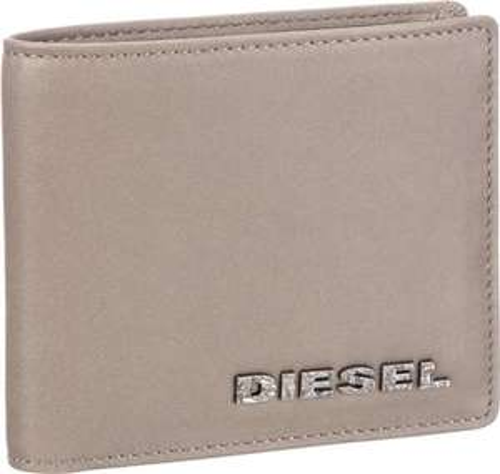 [Javari] Diesel Hiresh Small X00929 PR822 Herren Echtleder Portemonnaies