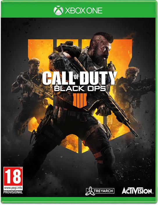 Call of Duty: Black Ops 4 (Xbox One & PS4) für je 22,31€ (ShopTo)
