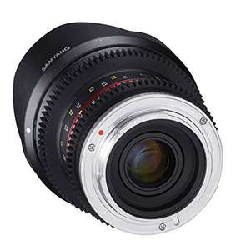 Samyang 12mm t2.2 für Fuji X