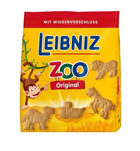 12er Pack Leibniz Zoo Butterkekse