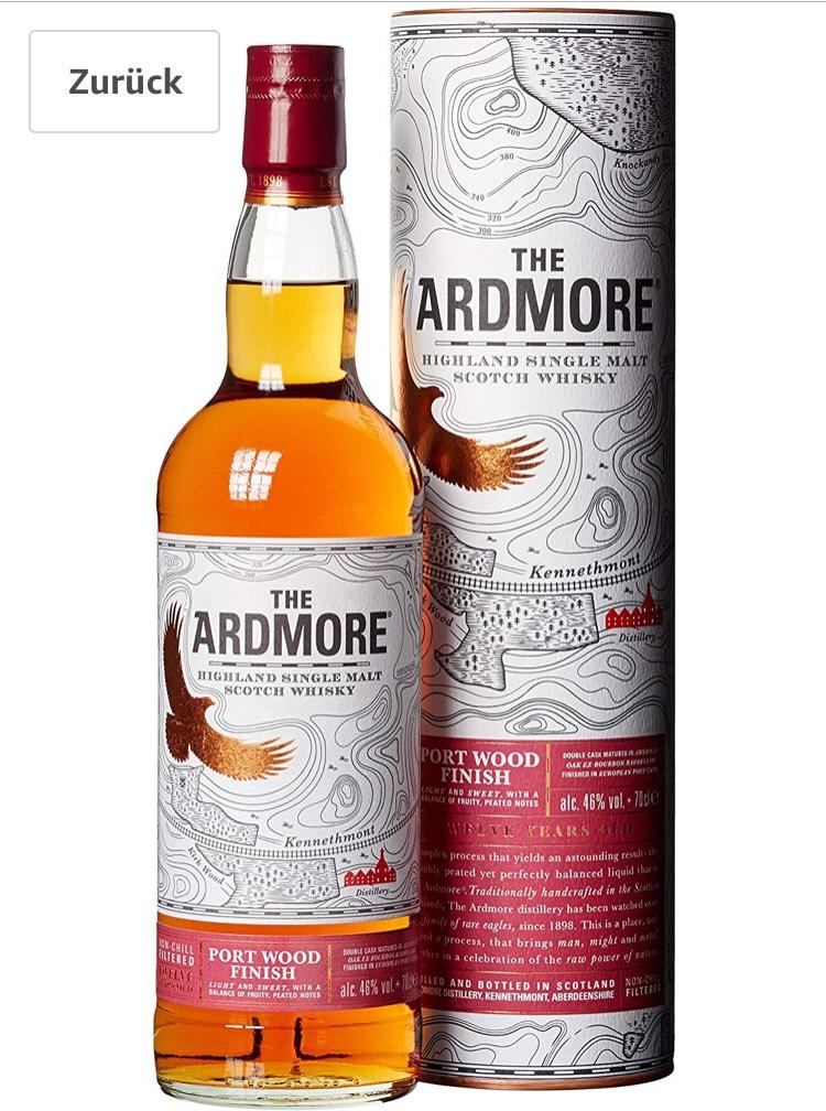Ardmore Portwood Finish 12 Jahre 0,7l