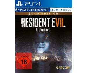 Resident Evil 7 biohazard (Gold Edition) (PS4) [Lokal Lemgo]