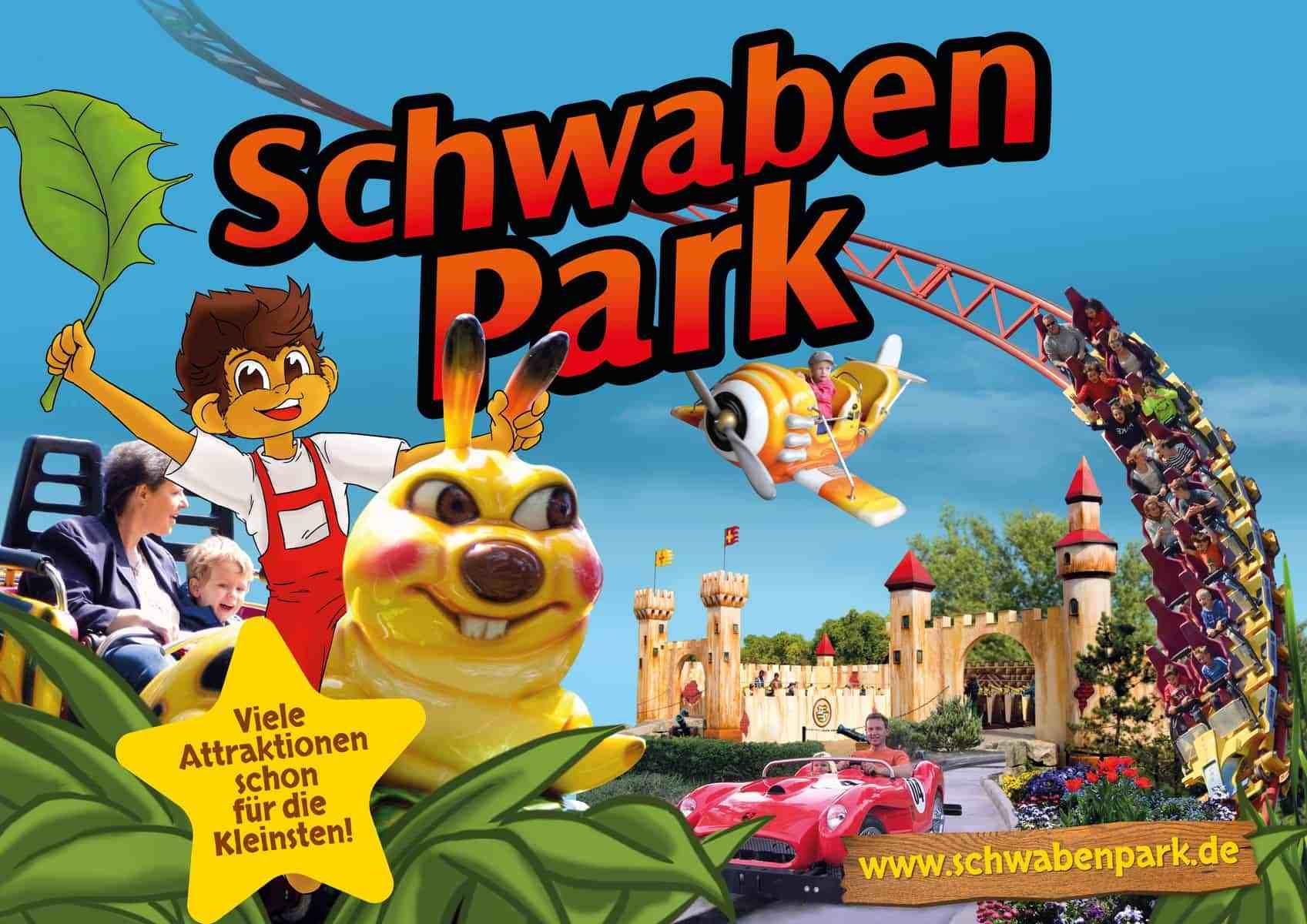 1 Ticket für den Schwaben Park inkl. aller Attraktionen, Shows und Events (Kaisersbach)