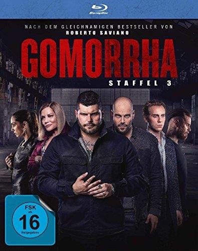 Gomorrha - Staffel 1, 2 & 3 [Amazon Prime] IMDB 8,7