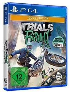 Trials Rising - Gold Edition - [PlayStation 4] [Amazon Prime]