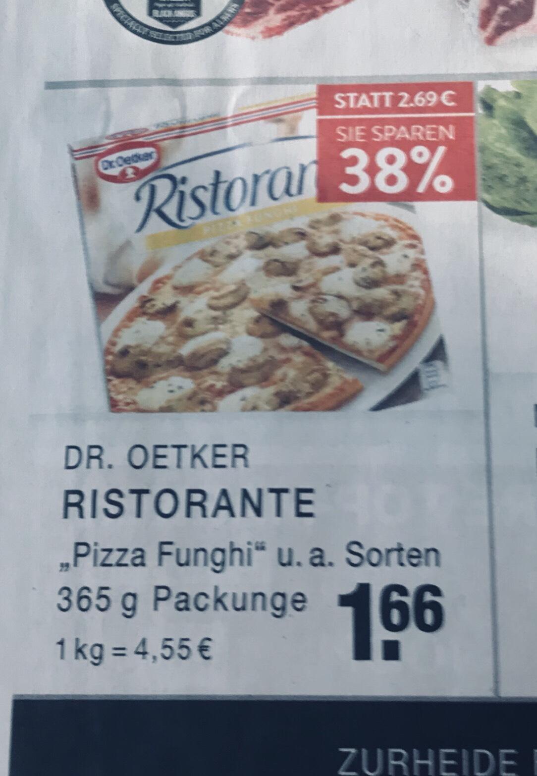 [Lokal Düsseldorf] Dr. Oetker Ristorante   versch. Sorten