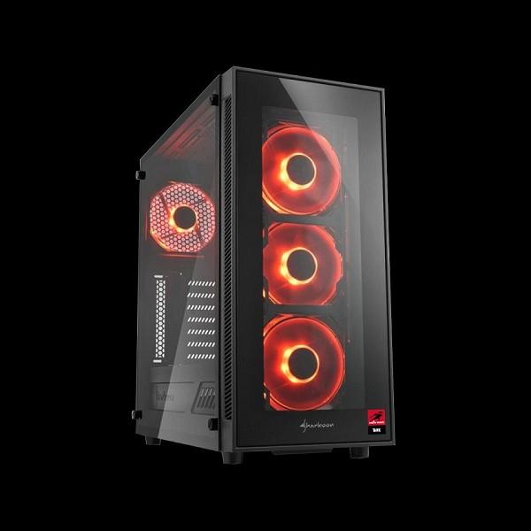 [Heinzsoft-shop] Gaming PC Intel i7-8700, MSI RTX 2070, Z390, 16GB DDR4-2400, 500GB SSD, 1TB HDD, BeQuiet 600W