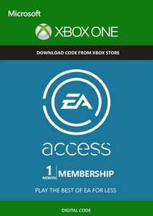 1 Monat EA Access (Xbox One) für 2,29€ (CDkeys)