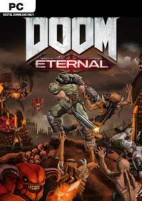 Doom Eternal EUROPE [PC] [PRE-ORDER] [BETHESDA]