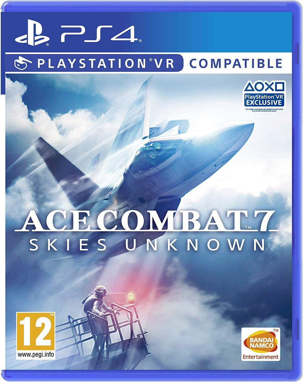 Ace Combat 7: Skies Unknown (PS4) für 27.92€ (ShopTo)