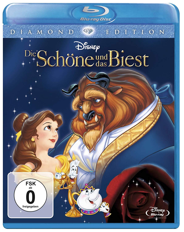 Die Schöne und das Biest (Blu Ray) für 5,99€ inkl. Versand (Sky Store)