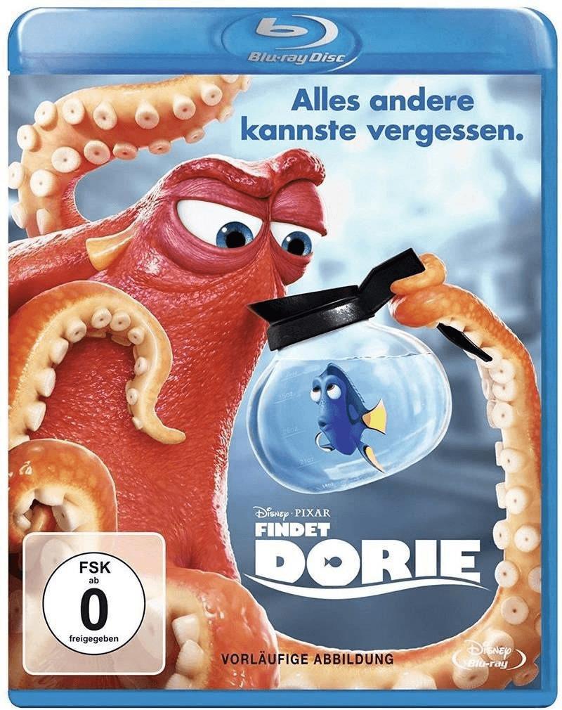 Findet Dorie (Blu Ray) für 5,99€ inkl. Versand (Sky Store)