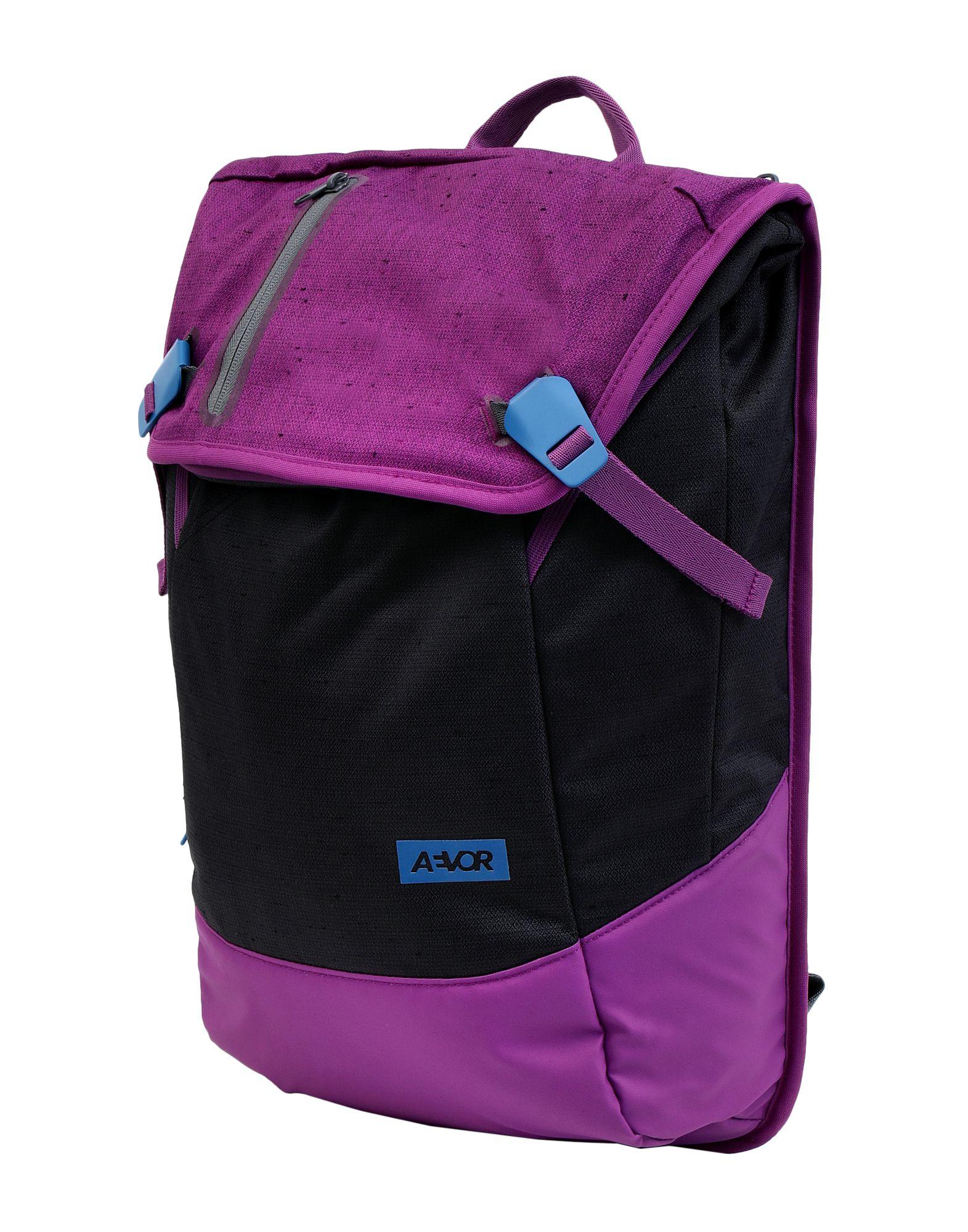 """(Kofferarena) AEVOR Daypack (21-30 Liter) Purple Violett mit Laptopfach (15"""")"""