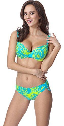(Amazon ) Feba Figurformender Damen Push Up Bikini F01A 2 *div Farben und Größen*