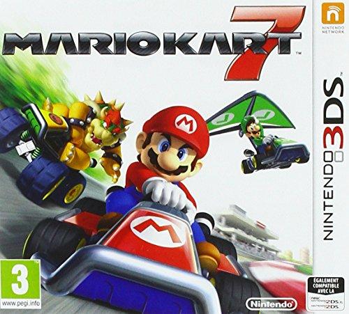 Mario Kart 7 (3DS) für 28,29€ (Amazon FR)