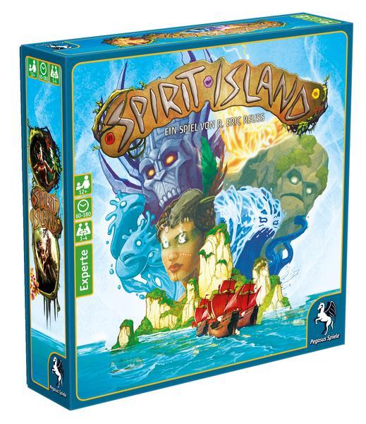 Brettspiel: Spirit Island (Pegasus Spiele 51896G)