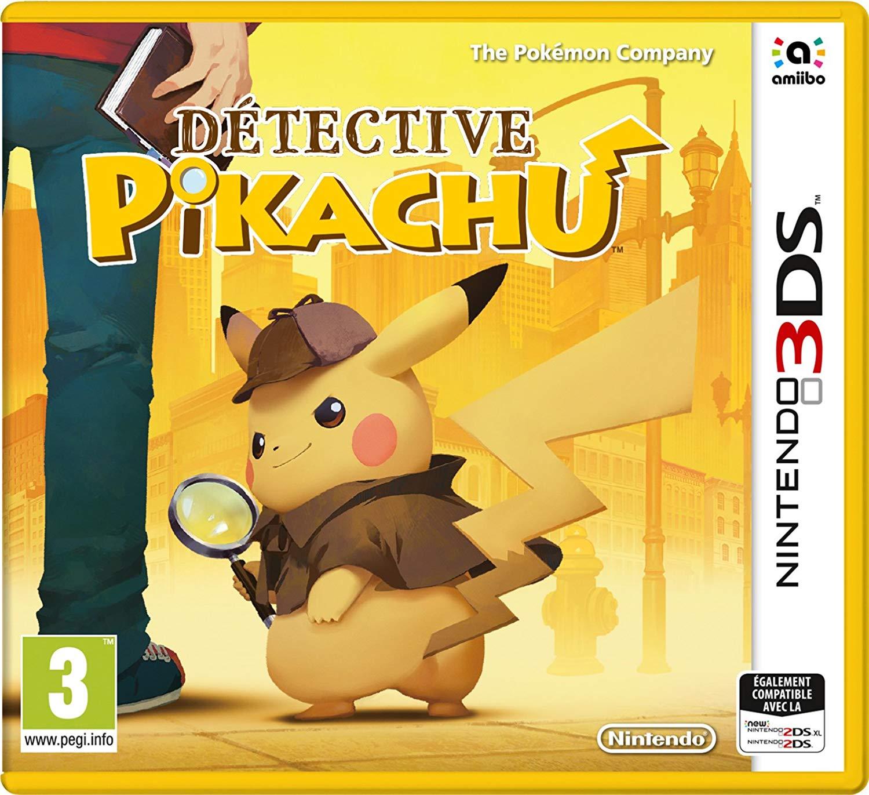 Meisterdetektiv Pikachu (3DS) für 26,30€ (Amazon FR)