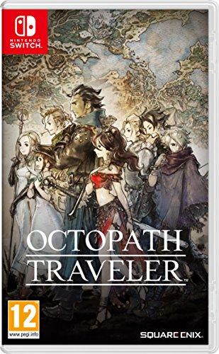 Octopath Traveler (Switch) für 35,26€ (Amazon FR)