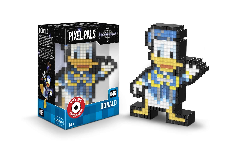 Pixel Pals - Kingdom Hearts Donald Duck & Mickey (Leuchtfiguren) für je 7,96€ (GameStop)