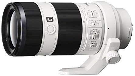 Sony Sel 70-200 mm, F4.0