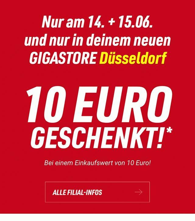 [Lokal Düsseldorf] Louis Gigastore Düsseldorf 10€ Rabatt ab Einkaufswert von 10€